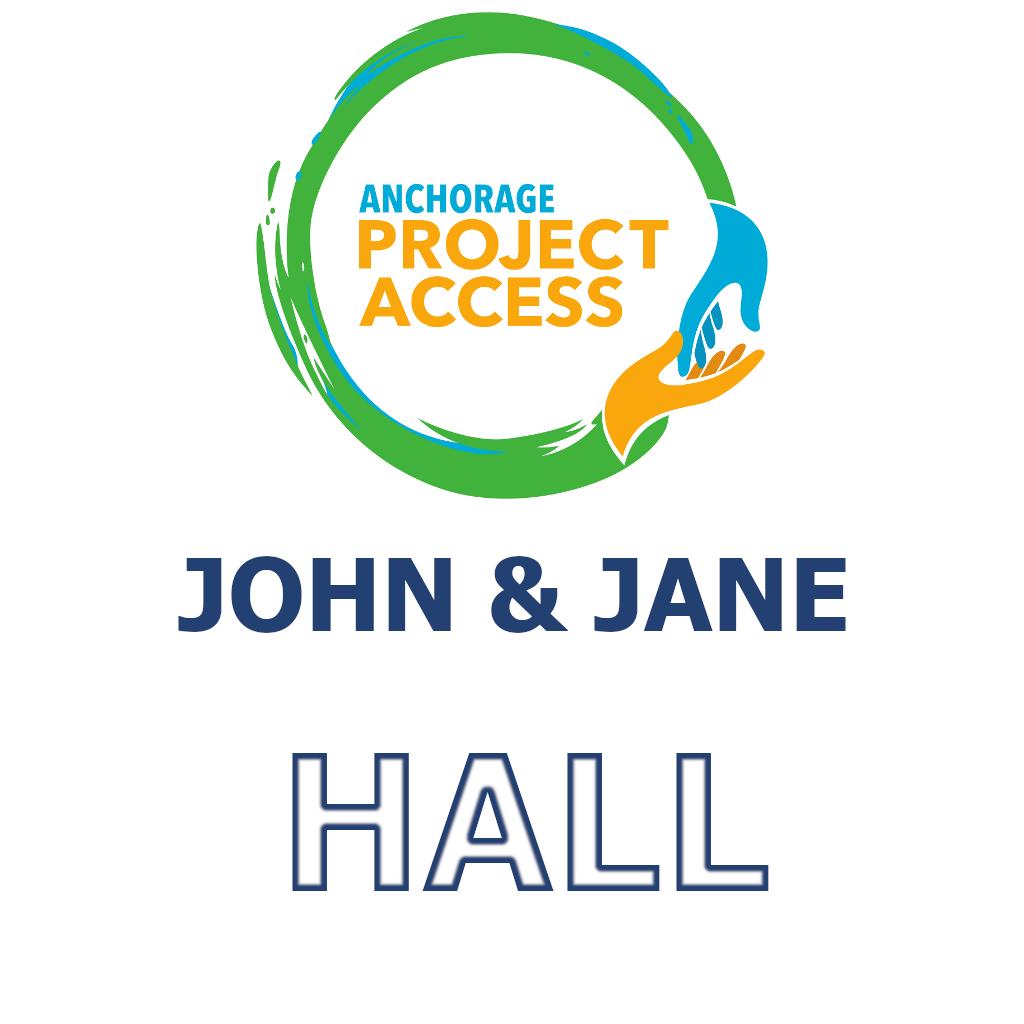 John and Jane Hall
